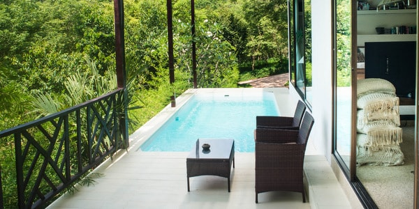 Balinese-villa-sale-koh-chang-pool