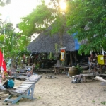 Djembe House Koh Chang Bang Bao Beach