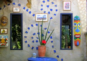 Blues Blues Art and Food-Koh Chang Restaurants
