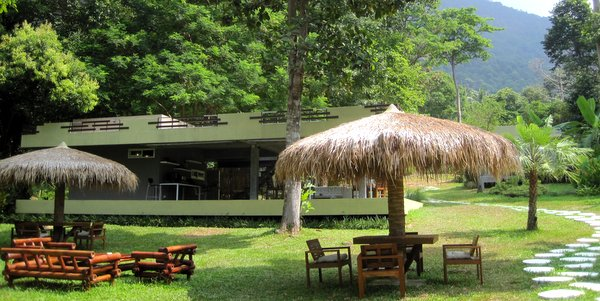 Boutique resort business for sale Koh Chang, Bailan Beach