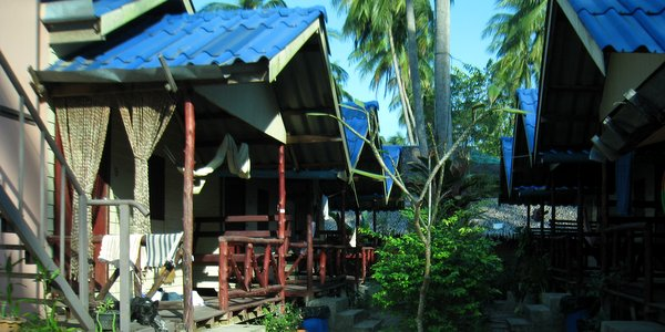 Business for sale koh chang lonely beach