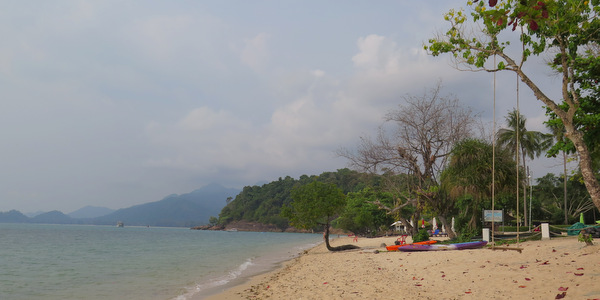 kai bae beach koh chang