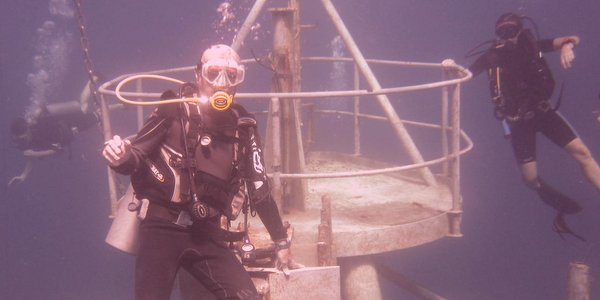 Koh Chang diving and wreck diving