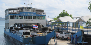 ferry koh chang koh chang ferries