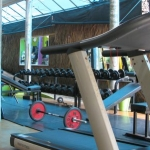 Koh Chang gym BB Gym