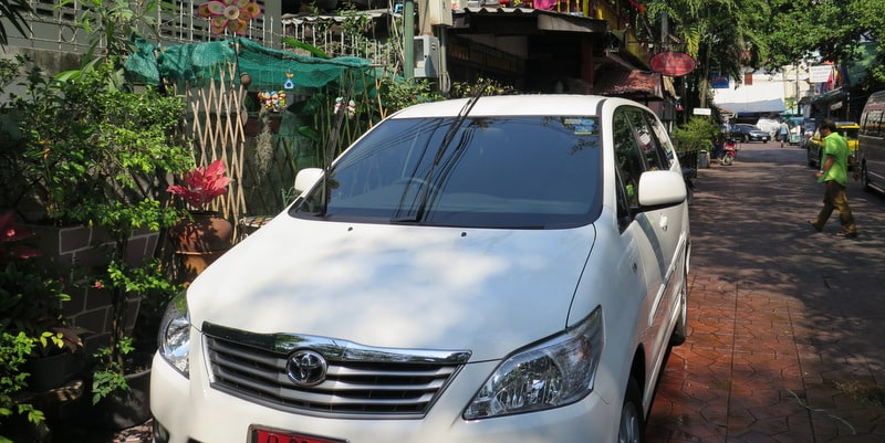 koh-chang-transfer-private-car-taxi-bangkok