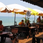 Rock sand Resort-White Sand Beach Koh Chang restaurants