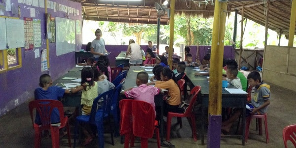 koh chang volunteering