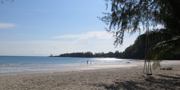 south west beaches koh kood ao jak