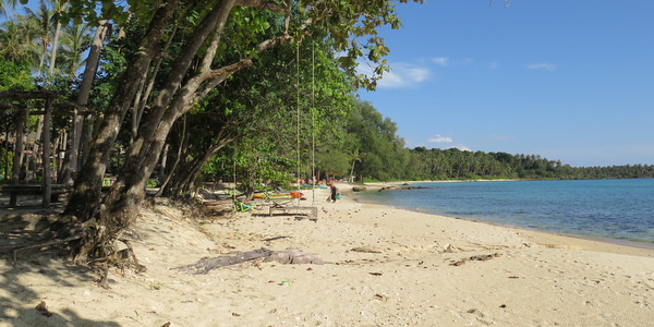 south west beaches koh kood ao takian