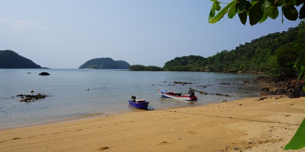 koh mak trails bicycle paths koh mak activities