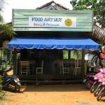 Koh Mak restaurants-Food Art Cafe