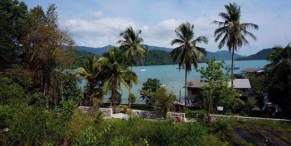 land-sale-koh-chang-south-east-view