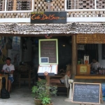 Cafe del Sunshine Lonely Beach Koh Chang