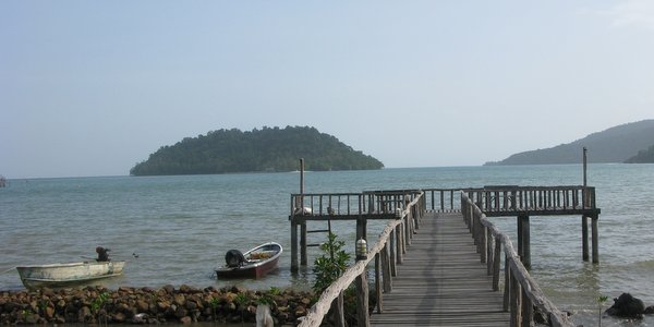 Chek Bae Koh Chang East Coast
