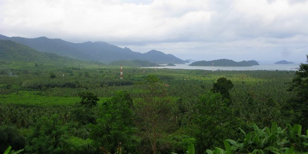 salak phet koh chang viewpoint