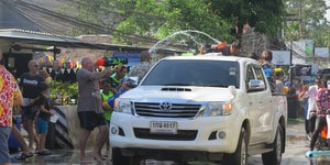 songkran 2017 koh chang