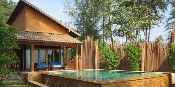 flora i talay resort top ten boutique resorts koh chang