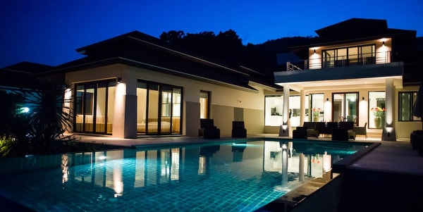 top-villa-sale-koh-chang-exterior-night
