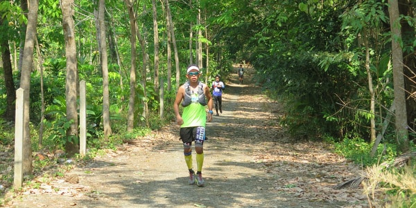 ultra trail koh chang 2017