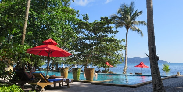 Best Hotels, Resorts and Bungalows on Koh Chang 2018