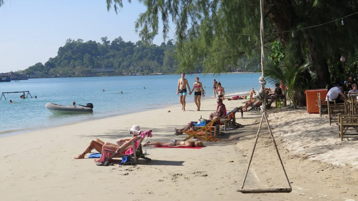 chai chet beach koh chang beaches cape