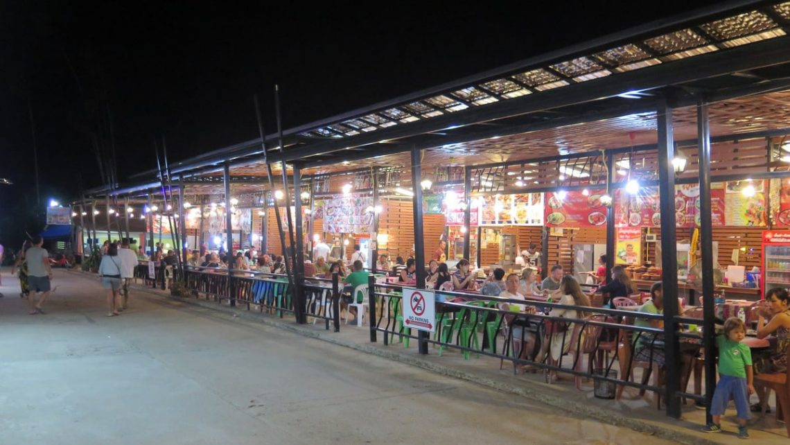 kai bae beach restaurants koh chang