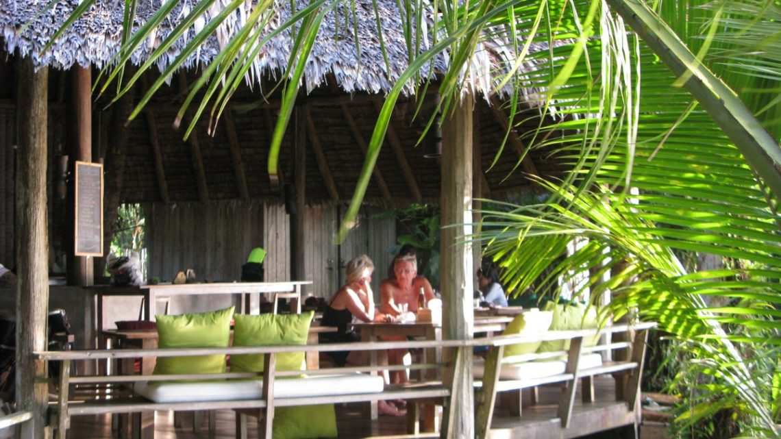 bailan beach restaurants koh chang