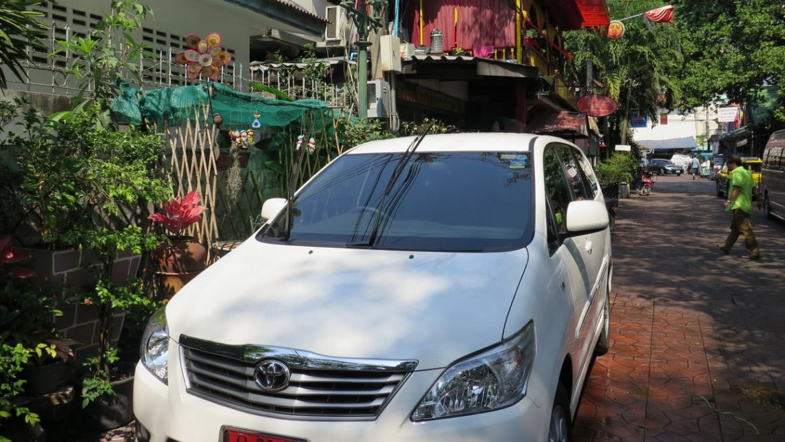 koh chang transfer private car taxi bangkok minivan